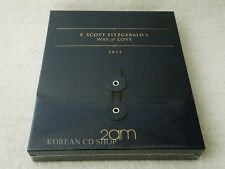 2AM - F. Scott Fitzgerald's Way Of Love *SEALED* CD+POSTER K-POP