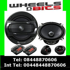 "Pioneer TS-A132ci 600 Watts a Set 2 Way 13cm 5.25"" Inch Component Car Speaker"
