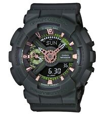 Casio G Shock * GMAS110CM-3A S-Series Matte Military Green MOM17 COD PayPal
