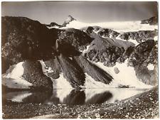 Suisse, Saint-Moritz, Engadine région des Alpes suisses située dans le canton de