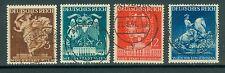 Deutsches Reich 768 - 771 , ** , * , o , Wiener Frühjahrsmesse 1941