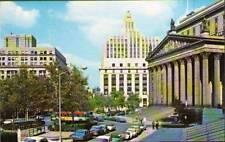 (ucd) New York NY: Foley Square