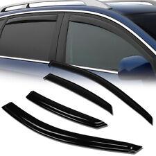 FOR 2004-2008 SUZUKI FORENZA 4PCS SIDE WINDOW VISORS SUN/RAIN GUARDS VENT SHADE