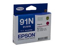 Genuine Epson T1073 (91N) Magenta Ink Cartridge