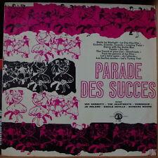 PARADE DES SUCCES HEARTBEATS/DEVILLE/MOORE/ROLAND/CERRUTTI LOUNGE FRENCH LP