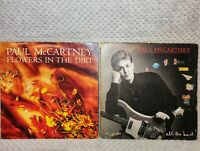 Paul Mccartney X2 All The Best PMTV 1/Flowers In The Dirt PCSD 106