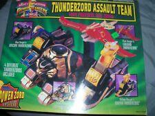 2262 NIB 1994 Mighty Morphin Power Rangers Thunderzord Assault Team.