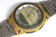 Casio Illuminator AW-80 watch for parts/hobby/watchmaker - 140526