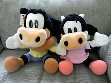 NEW with TAGS Disney BABY HORACE & BABY CLARABELLE Plush Toys ULTRA RARE