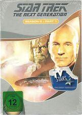 Star Trek Next Generation Season 5.1 NEU OVP Sealed Deutsche Ausgabe