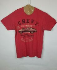 Wicked Quick Men's Chevy 427 Corvette Tri-Power Tee Size Medium