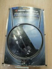 NEW - MONSTER CABLE Stereo Audio 250i RCA to RCA Cable (1m)
