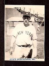 Lefty Gomez NEW YORK YANKEES UNSIGNED 3-5/8 x 5-1/8  ORIGINAL SNAPSHOT PHOTO #11