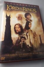 The Lord of the Rings: The Two Towers (DVD, 2003, 2-Disc Set, Full Frame; Two...