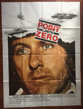 Affiche POINT LIMITE ZERO Vanishing Point BARRY NEWMAN Voiture CAR 120x160cm *