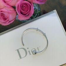 Pandora Moments Silver Open Bangle Bracelet, S925 Ale Hallmarked, RRP£60