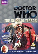 Doctor Who: The Reign of Terror DVD (2013) William Hartnell ***NEW***