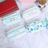 pencil or mekeup Case Canvas School Pencil Cases Creative Cute Pen Bag Box