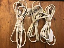 6 foot extension cords indoor (3) free shipping