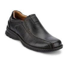 Dockers para Hombre de Cuero Genuino Agent Vestido informal Zapato Mocasín comodidad Slip-on