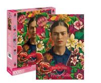 Frida Kahlo Viva La Vida 1000 piece jigsaw puzzle 690mm x 510mm (nm)