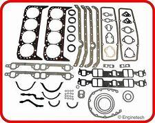 *FULL GASKET SET* Chevrolet SBC 350 5.7L OHV V8  1967-1985