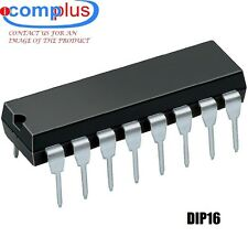 2x MC74HC253N IC-DIP16  DUAL 4 LINE TO 1 LINE MULTIPLEXER, TRUE OUTPUT