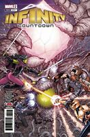 Infinity Countdown #2 Marvel Comic 1st Print 2018 Infinity war unread NM