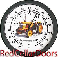 "1948-1952 New MINNEAPOLIS MOLINE Model U Tractor Wall Clock 10/"" Round Years"