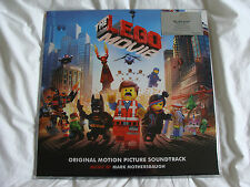 Vinyl Double Album: The Lego Movie OST : Numbered Limited Edition Red Vinyl