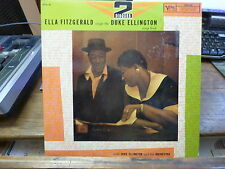 Ella Fitzgerald sings the Duke Ellington song book - 2 disques verve 2615 033