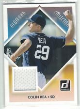 2018 Donruss Diamond Collection Jersey Swatch Colin Rea San Diego Padres