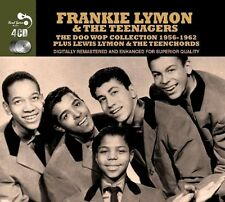 Frankie Lymon & The Teenagers DOO WOP COLLECTION 1956-62 Best Of NEW SEALED 4 CD
