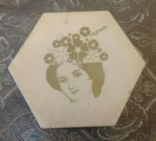 Vintage Higbee Company Cleveland Ohio Advertising Hat Box