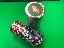 50 Las Vegas Poker Chips Sealed NEW