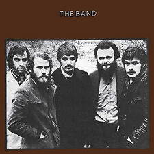 The Band Capitol Vinyl Records