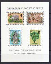 Guernsey1975 postfrisch MiNr. Block 1