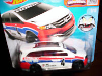 HONDA ODYSSEY - HOT WHEELS - SCALA 1/55