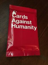 New Cards Against Humanity Original Sealed Holiday Bullshit Expansion Pack 2012