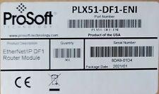 ProSoft Technology Factory Sealed Plx51-Df1-Eni Df1 Routing Module