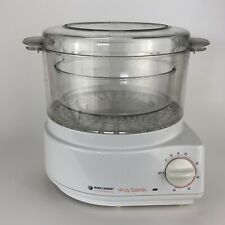 Black & Decker HS80 Handy Steamer Food Vegetable Rice Steamer Cooker
