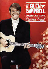 The Glen Campbell Goodtime Hour: Christmas Specials Color, NTSC, Full Screen, Mu