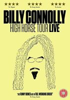 Billy Connolly Alta Caballo Tour Live Nuevo 2016 Show Universal GB Sellado