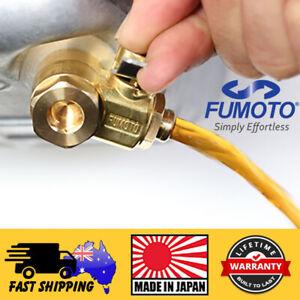 Fumoto Oil Valve Sump Plug F103SX for Lexus CT ES GS IS LC LS NX RX UX