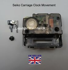 Seiko Square Carriage Clock Movement With Alarm