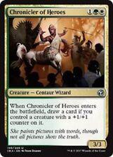 Chronicler of Heroes  uncommon Iconic Masters MTG Magic The Gathering