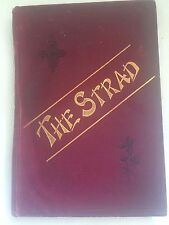 THE STRAD. A Monthly Journal. Stringed Instruments. Bow. Music. Musical.