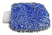 Microfaser Waschhandschuh Autowaschhandschuh Putzhandschuh Auto reinigen KFZ
