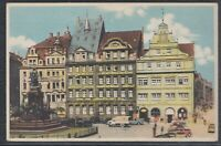 44666) AK Leipzig Markt ca. 1925