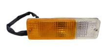 TOYOTA LANDCRUISER BULLBAR INDICATOR LAMP 70 80 100 SERIES DRIVERS SIDE EXP POST